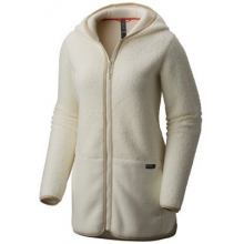 Women's Warmsby Fleece Hooded Parka by Mountain Hardwear in Denver Co