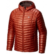 Men's Ghost Whisperer Hooded Down Jacket by Mountain Hardwear in San Francisco Ca