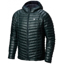 Men's Ghost Whisperer Hooded Down Jacket by Mountain Hardwear in Huntsville Al