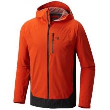 Men's Stretch Ozonic Jacket by Mountain Hardwear in Anchorage Ak