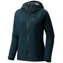 Women's Stretch Ozonic Jacket by Mountain Hardwear in Fairbanks Ak