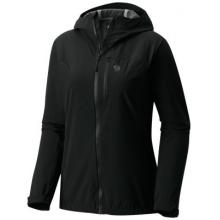 Women's Stretch Ozonic Jacket by Mountain Hardwear in Courtenay Bc