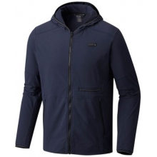 Men's Speedstone Hooded Jacket by Mountain Hardwear in Northridge Ca