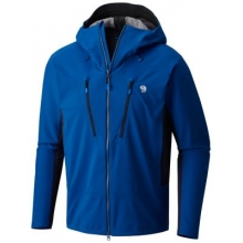 Men's Touren Hooded Jacket by Mountain Hardwear in Fairbanks Ak