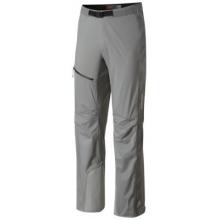 Men's Quasar Lite II Pant by Mountain Hardwear in Sunnyvale Ca