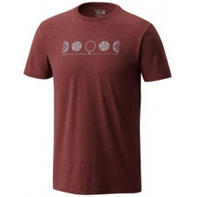 Men's Phases of Space Station Short Sleeve T by Mountain Hardwear in Victoria Bc
