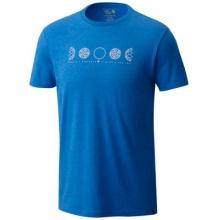 Men's Phases of Space Station Short Sleeve T by Mountain Hardwear in Vancouver Bc