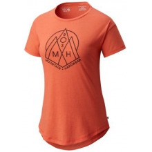Women's 3 Peaks Short Sleeve T by Mountain Hardwear in Berkeley Ca