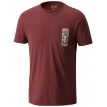 Men's Fourteener Short Sleeve Pocket T by Mountain Hardwear in Berkeley Ca