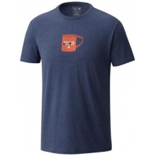Men's Whiskey Mug Short Sleeve T by Mountain Hardwear in Cold Lake Ab