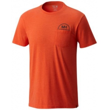 Men's North Palisade Short Sleeve T by Mountain Hardwear in Sioux Falls SD