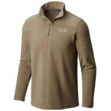 Men's Microchill 2.0 Zip T by Mountain Hardwear in Golden CO