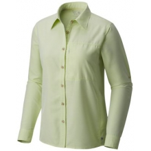 Women's Canyon Long Sleeve Shirt by Mountain Hardwear in Birmingham Al