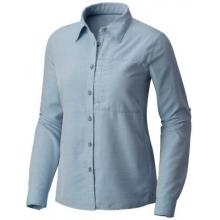 Women's Canyon Long Sleeve Shirt by Mountain Hardwear in Flagstaff Az