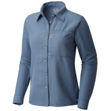 Women's Canyon Long Sleeve Shirt by Mountain Hardwear in Abbotsford Bc
