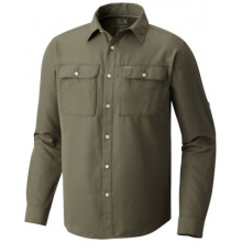 Men's Canyon Long Sleeve Shirt by Mountain Hardwear in Arcata Ca
