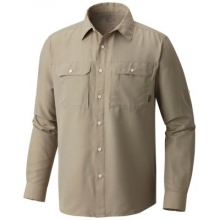 Men's Canyon Long Sleeve Shirt by Mountain Hardwear in Colorado Springs Co