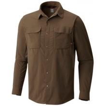 Men's Canyon Pro Long Sleeve Shirt by Mountain Hardwear in Glenwood Springs CO