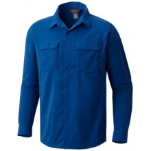 Men's Canyon Pro Long Sleeve Shirt by Mountain Hardwear in Vernon BC