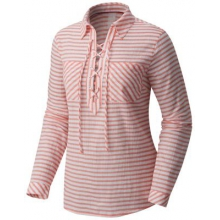 Women's Berryessa Long Sleeve Popover by Mountain Hardwear in Arcata Ca