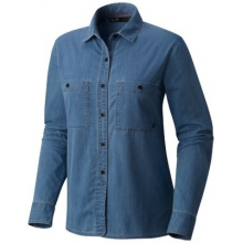 Women's Hardwear Denim Shirt by Mountain Hardwear in San Francisco Ca