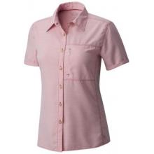 Women's Canyon Short Sleeve Shirt by Mountain Hardwear in Oro Valley Az