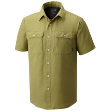 Men's Canyon Short Sleeve Shirt by Mountain Hardwear in Arcata Ca