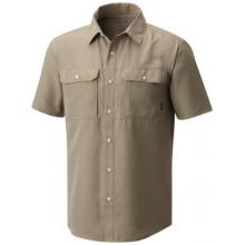 Men's Canyon Short Sleeve Shirt by Mountain Hardwear in Oro Valley Az