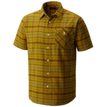 Men's Drummond Short Sleeve Shirt by Mountain Hardwear in Sioux Falls SD