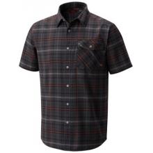 Men's Drummond Short Sleeve Shirt by Mountain Hardwear in Oro Valley Az