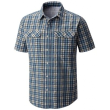 Men's Canyon AC Short Sleeve Shirt by Mountain Hardwear in Sioux Falls SD