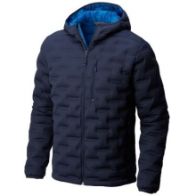 Men's StretchDown DS Hooded Jacket by Mountain Hardwear in Red Deer Ab