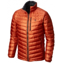 Men's Nitrous Down Jacket by Mountain Hardwear in Folsom Ca