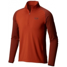 Men's Butterman 1/2 Zip by Mountain Hardwear in Arcata Ca