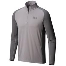 Men's Butterman 1/2 Zip by Mountain Hardwear in Eureka Ca