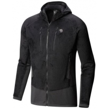 Men's Monkey Man Grid Hooded Jacket by Mountain Hardwear in Denver Co