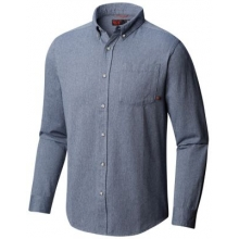 Men's Baxter Long Sleeve Shirt by Mountain Hardwear in Cold Lake Ab
