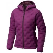 Women's StretchDown DS Hooded Jacket by Mountain Hardwear in Flagstaff Az