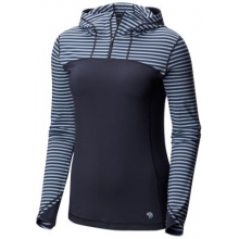 Women's Butterlicious Long Sleeve Hoody by Mountain Hardwear in Arcata Ca