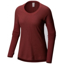 Women's EDP Waffle Long Sleeve Shirt by Mountain Hardwear in Sioux Falls SD