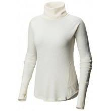 Women's EDP Waffle Long Sleeve Turtleneck by Mountain Hardwear in Sioux Falls SD