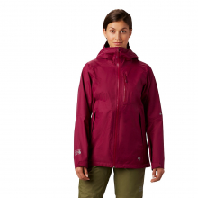 Women's Exposure/2 Gore-Tex Paclite Jacket by Mountain Hardwear in Fort Collins CO
