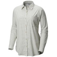 Women's Karsee Long Sleeve Shirt by Mountain Hardwear in Medicine Hat Ab