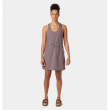 Women's Railay Stretch Dress by Mountain Hardwear in Cold Lake Ab