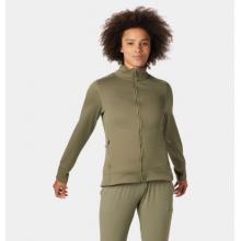 Women's Norse Peak Full Zip Jacket by Mountain Hardwear in Golden CO