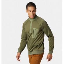 Men's Norse Peak Half Zip Pullover by Mountain Hardwear in Golden CO