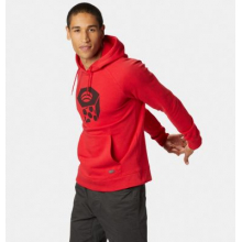 Men's Hardwear Logo Pullover Hoody by Mountain Hardwear in Cold Lake Ab
