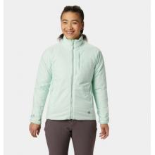 Women's Kor Strata Jacket by Mountain Hardwear in Aspen CO