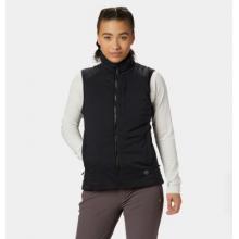 Women's Kor Strata Vest by Mountain Hardwear in Courtenay Bc