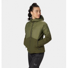 Women's Compressor Hoody by Mountain Hardwear in Tucson Az